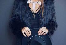 style / bohemian rockstar  / by Paulina D'Amato