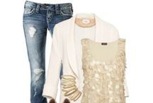 Casual wear  / winter and summer  / by Tammy Aubery