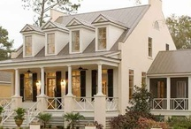 Dream Home Ideas / by Jenica Reed Conley