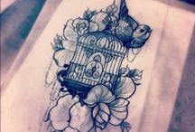 Inkspiration.  / Tattoos to adore.