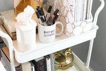 ROOMS - Office / Decor and planning ideas for your home office.