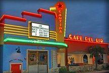 Neighborhood Finds / Cool restaurants and stores in Texas neighborhoods.