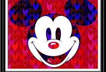 Mickey Mouse / by Shirlan Carter