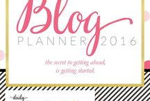 Blogging / by Kristin B | Yellow Bliss Road