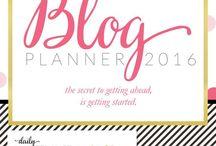 Blogging / by Kristin B | Yellow Bliss Road