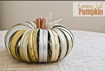 Fall Decor & Crafts / by Kristin B | Yellow Bliss Road