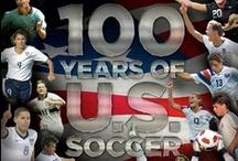 """Soccer / """"Olé, olé, olé, olé, we are the champions."""" / by Jenna Cooley"""