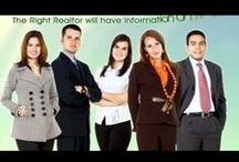 Real Estate Agents / How to choose the best real estate agent and what you can expect them to do for you.