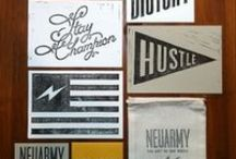 Printmaking / Designs that can be done by or inspiring my own screen printing