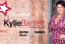 About Me / Hello and welcome! My name is Kylie Bartlett, also known as 'The Web Celeb'. I teach entrepreneurs how to become WEB FAMOUS in their industry with the social web!