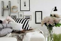 Apartment Ideas / by Nathalie Herrera