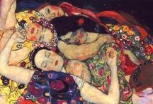 Klimt / by Marie Austin
