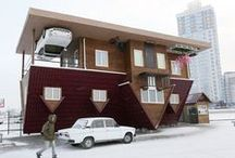 Unusual and Exotic Home Designs / Want something out of this world?  Great resource for unusual home designs.