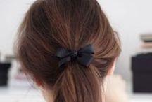 Hair Styles / by Nathalie Herrera