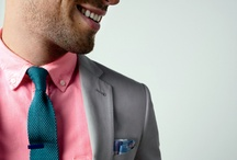 A gentleman's style / by Hannah Gustafson