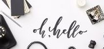 Calligraphy and Hand Lettering / Calligraphy, brush calligraphy and hand lettering inspiration!