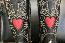 Cowboy Boots & Country Roots!