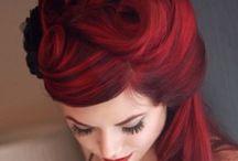 Hair / by Kimberlee Nancekivell