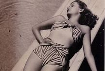 Bathing Suits, My Passion! / Male, Female, Retro, Vintage, Cute, Sexy.... all kinds <3
