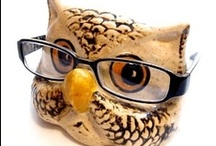 Owls / Crafts... Pics... whatever... / by Jenna Cooley
