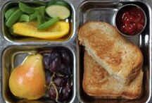 Lunch box ideas / Ideas for when they don't want to eat what school has to offer. / by Christy Orvin