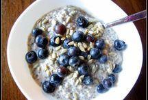 Oatmeal for breakfast / #breakfast, oats, whole-grain, recipes