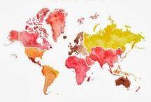 Travel Quotes / by Nathalie Herrera