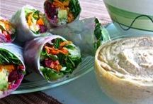 Wraps / Sandwiches and Wraps, Recipes, Food