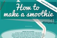 Smoothies, Shakes, Slushies, Etc. / Healthy & not so healthy... / by Jenna Cooley