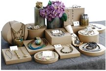 Jewelry display ideas - market
