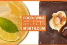 Food & Wine Magazine + Mouth.com / Have you heard about our collaboration with Food and Wine Magazine? We've joined forces at the tasting table with Editor In Chief Dana Cowin and Tina Ujlaki, F&W's Executive Food Editor, to add new indie goodies to our ever-growing collection, Food & Wine Selects! Their entire team has such great taste, so we're pinning their delicious recipes, amazing food photography and inspiring content. / by MOUTH