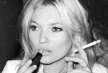 Q U E E N // K A T E / Kate Moss ❤️
