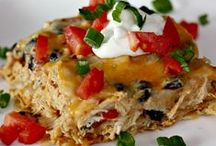 Mexican Recipes / by Shirlan Carter