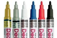 Best Glass Paints_Markers_Pen / Suggested Pen Paints for glass