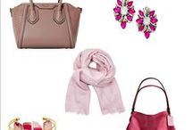 Chic accessories / How to style an outfit wish the use of accessories