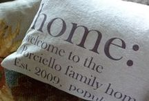 For The Home / by Anna Black