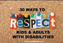 "Help for special needs kids / Great ideas for kids with #specialneeds: This board is all about tips for kids with #specialneeds, and is open to all followers. If you'd like to contribute, follow me then email lovethatmax@gmail.com with ""LTM Pinterest"" in the subject line / by Love That Max: Special Needs Resources"