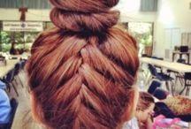 Hair! / by Kristen Hammock