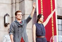 """""""You here to finish me off sweetheart?""""<3 [[The Hunger Games]] / by Libbie Shaffer"""