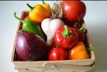 Vegetarian Foods/Healthy Ideas