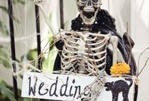 Wedding Decor Halloween