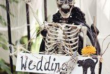 Wedding Decor Halloween / by Ashley Bracken