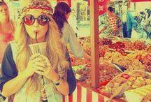 Boho//Hippie Lovee. / by Cassie Marshall