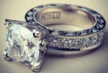 Diamonds are a girls best friend ;) / by Cassie Marshall