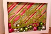 Christmas Creations / All things Christmas Time - Decorations, Cards, Scrapbook Pages, all for the Holidays
