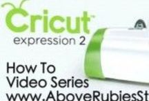 Cricut A to Z DVD Project Inspirations
