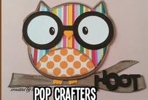 POP crafters / add stuff and leave crafter's name ,so they know its for them....