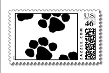 Animal Pets Paw Prints / Pets and Animal paw prints for #cat and #dog lovers. Pet owners everywhere love #animals.