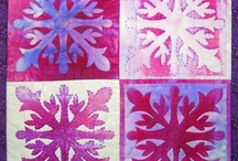 Dyeing and painting on fabric / Textile designing with transfer paint makes amazing fabric art. Fabric painting and printing were used to make these craft ideas, find out how to paint fabric http://www.colouricious.com/shop/craft-textile-courses-design-transfer-paints / by Colouricious Creatives