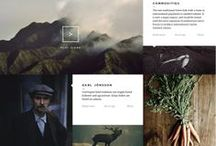 Beautiful UI and Web Designs / by Karina Swaim